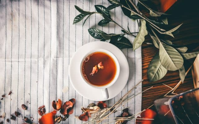 Elevate Your Tea With Dehydrated Fruits And Herbs