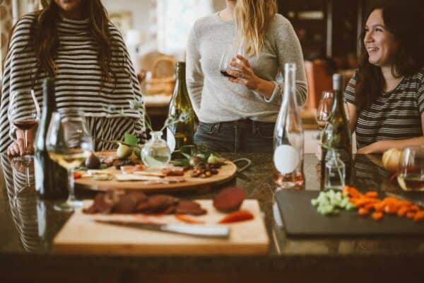 6 Steps To A Stress Free Dinner Party