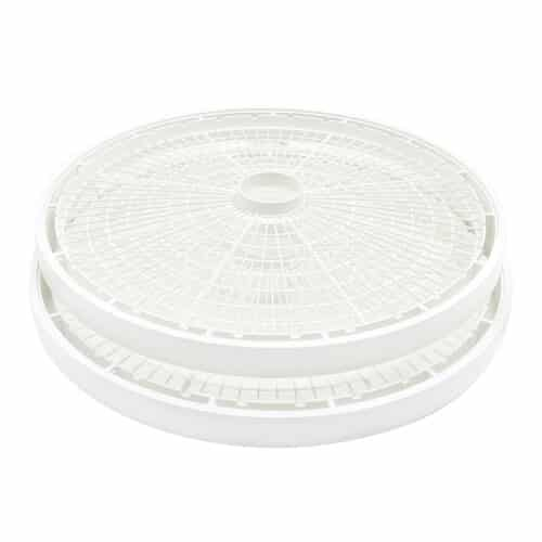 Add-A-Tray [FD-1000, 1010, 1020, 1040-Set of 2] White, 15 1/2 In.