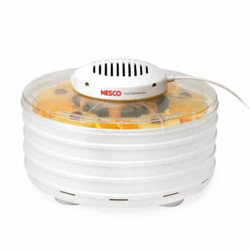 FD-37 Clear Cover Food & Jerky Dehydrator