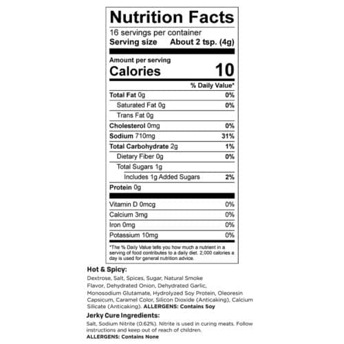 Hot & Spicy Trial Size Nutr Facts_3