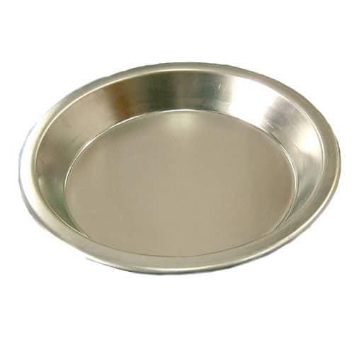 9″ Aluminum Pie Pan