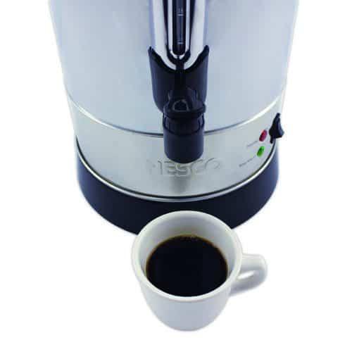 CU-30 30 Cup Coffee Urn Drip Free Spout