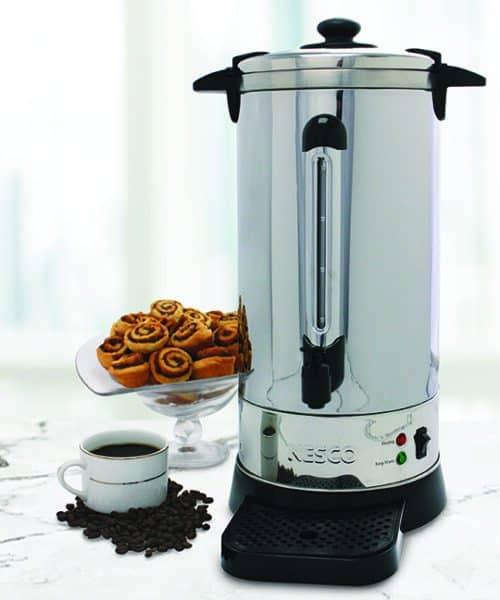 CU-50 50 Cup Coffee Urn Lifestyle