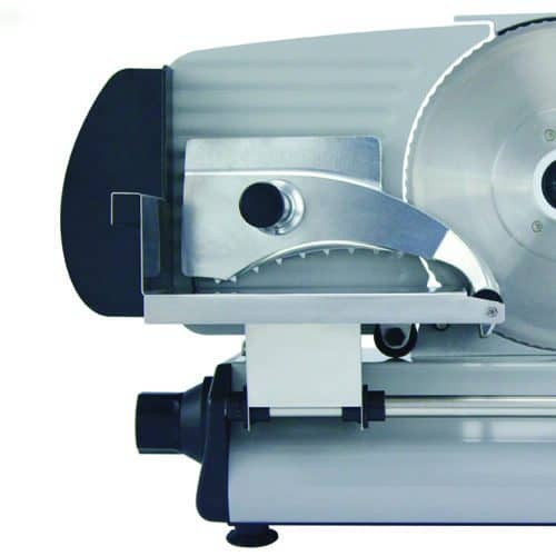 "FS-250 180 Watt Food Slicer With 8.7"" Blade Food Carriage"