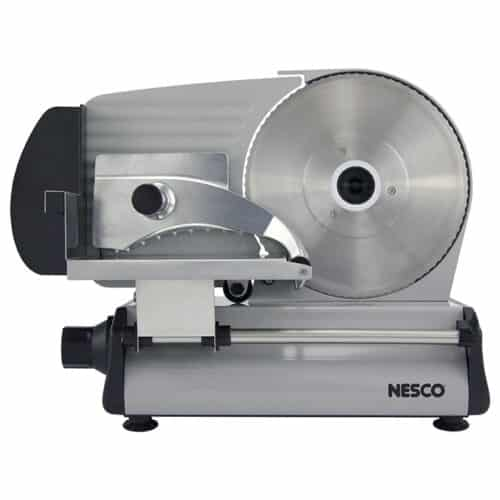 180 Watt Food Slicer with 8.7″ Blade (FS-250)