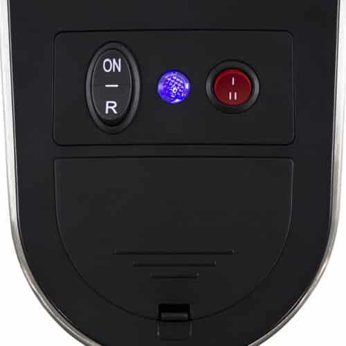 FG-180 500 Watt Stainless Steel Food Grinder Power Switch