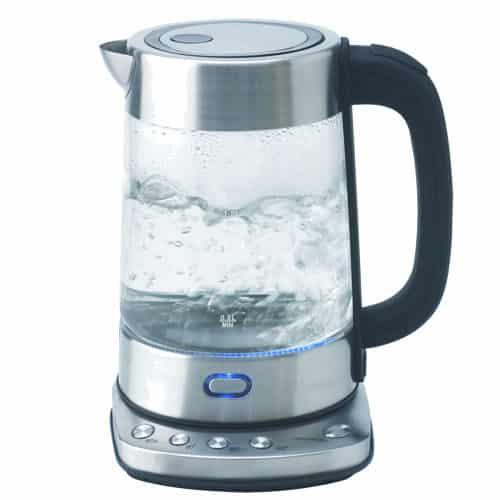 Digital Glass Water Kettle 1.7 Liter