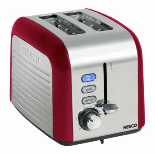 Two Slice Toaster (Red)