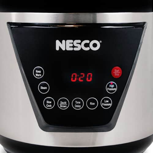 6 Qt. Digital Pressure Cooker