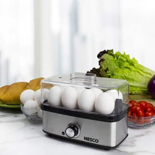 EC-10 Deluxe Egg Cooker Lifestyle