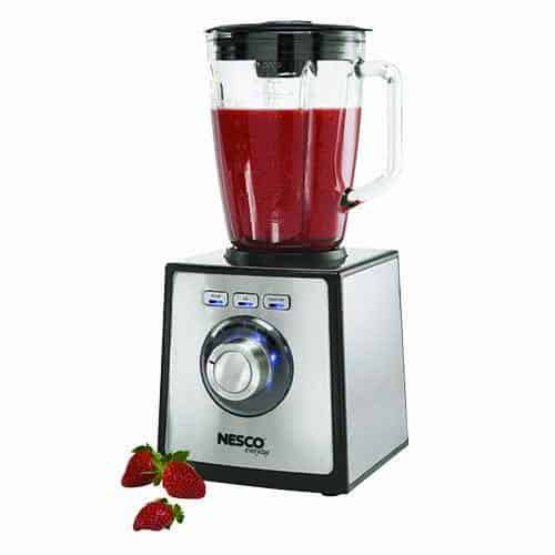 BL-50 Dial Control Blender Berry Smoothie