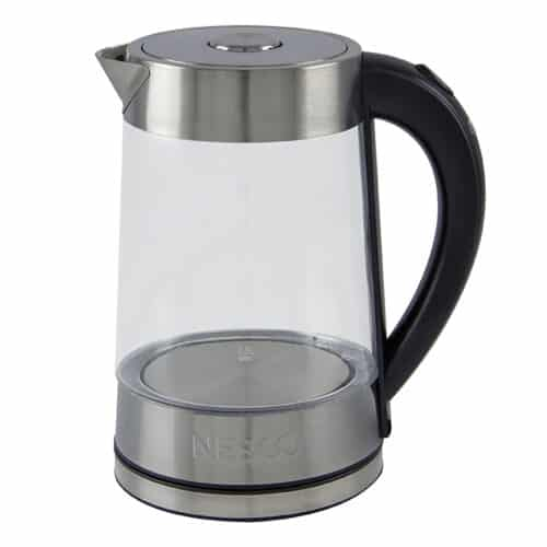 Glass 1.7 L Water Kettle