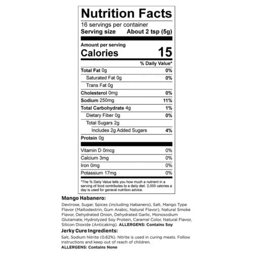 Mango Habanero Trial Size Nutr Facts_3