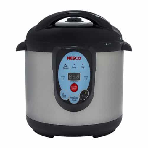 NESCO Smart Canner and Cooker on White Background