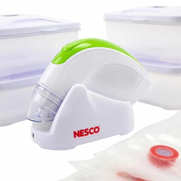 Handheld Vacuum Sealer Kit