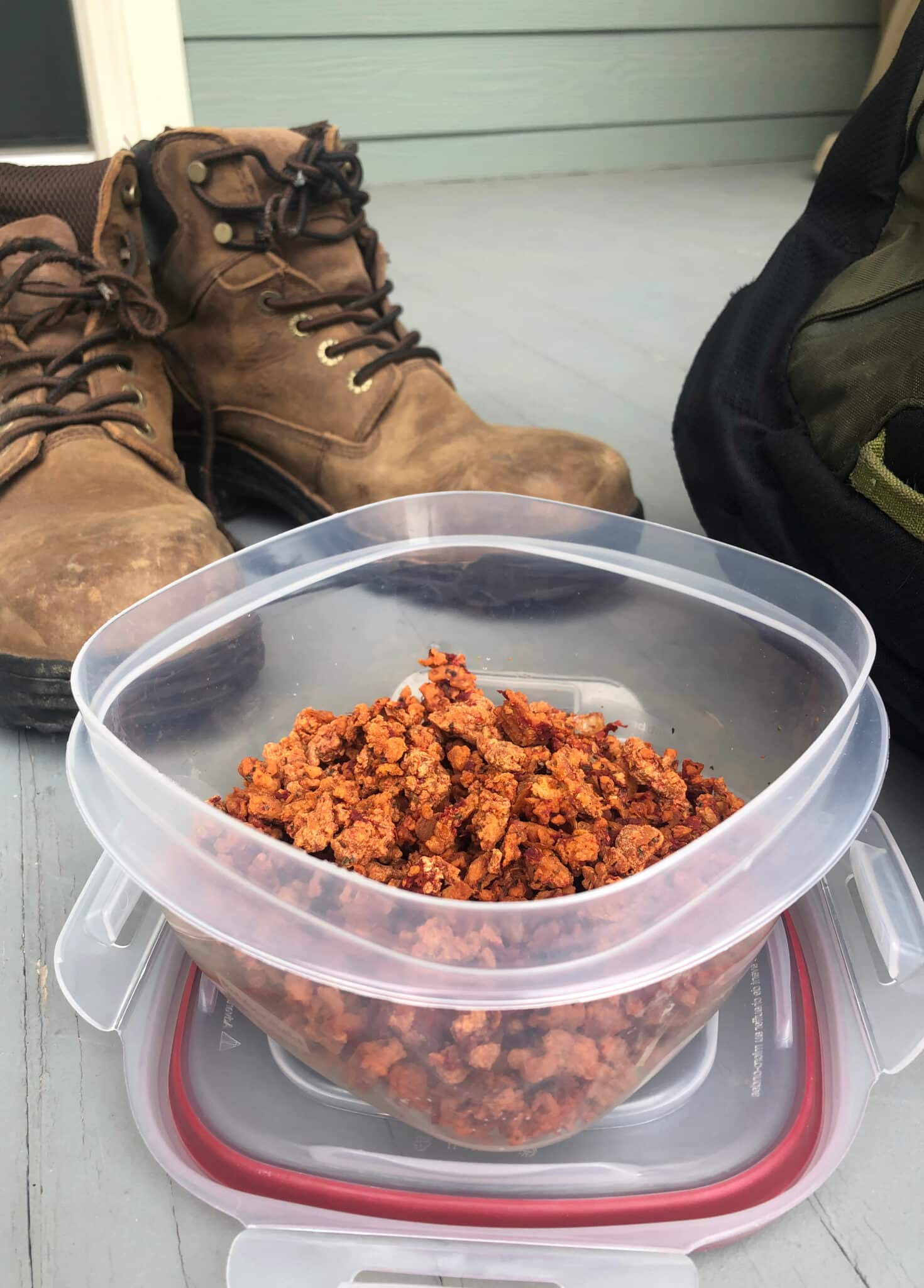 Backpacking/Camping Goulash