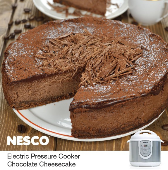 Read more about the article Creamy Chocolate Cheesecake