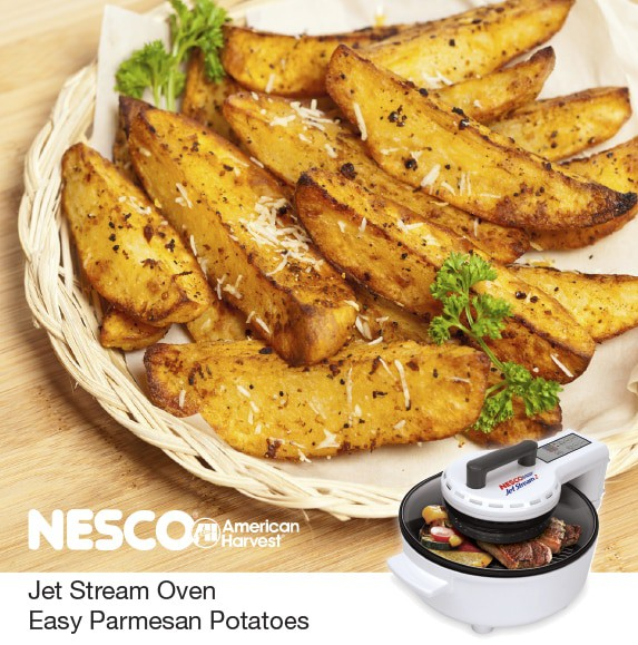 Read more about the article Easy Parmesan Potatoes