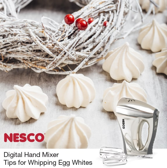 Read more about the article Tips For Whipping Egg Whites