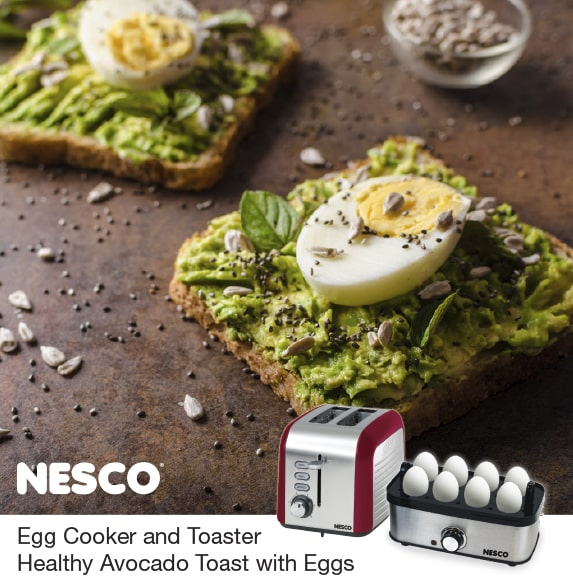 Read more about the article Healthy Avocado Toast With Eggs