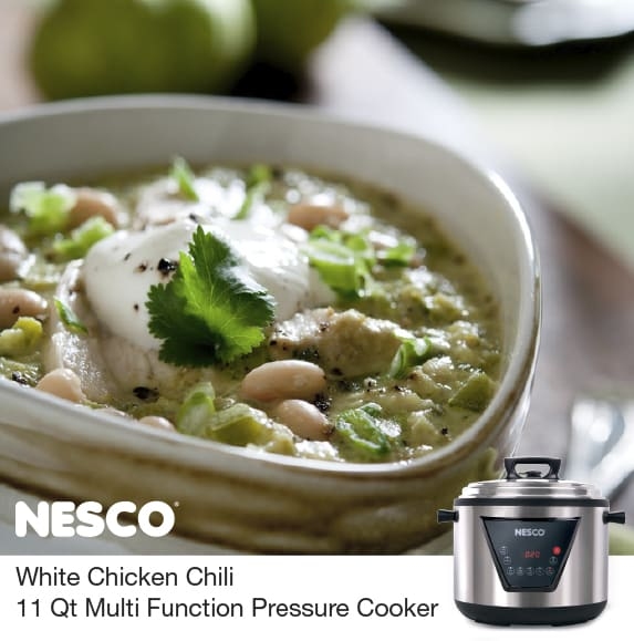 Read more about the article White Chicken Chili