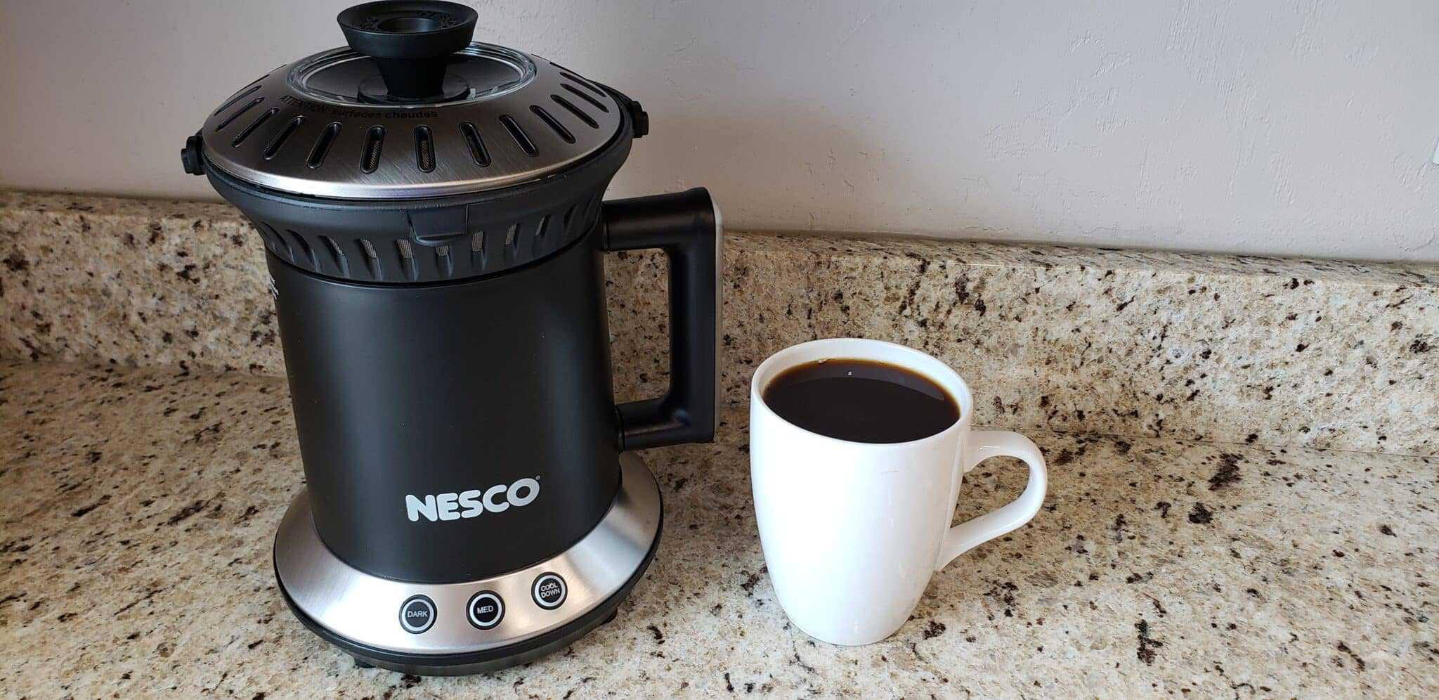 Perk Up Your Morning Brew With A NESCO Coffee Roaster