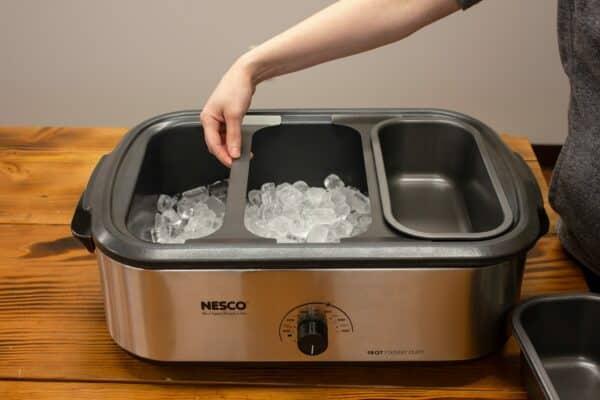 Ice In Sundae Bar