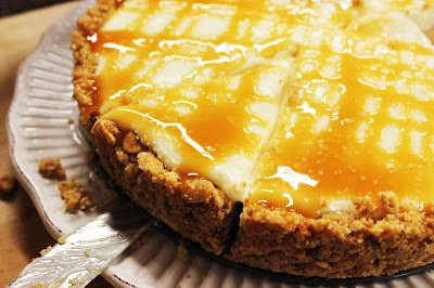Read more about the article Salted Caramel Cheesecake