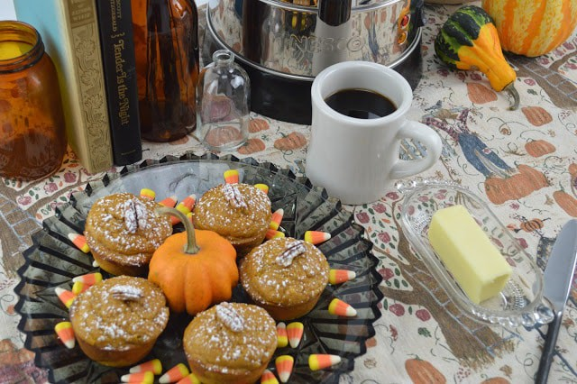 Read more about the article Pumpkin Spice Muffins