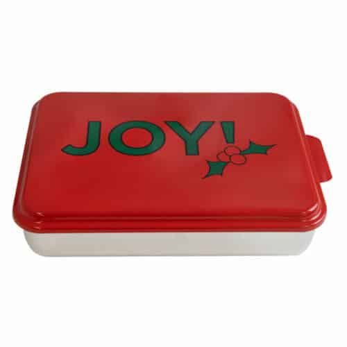 Joy and Natural Aluminum Cake Pan 2 Pack