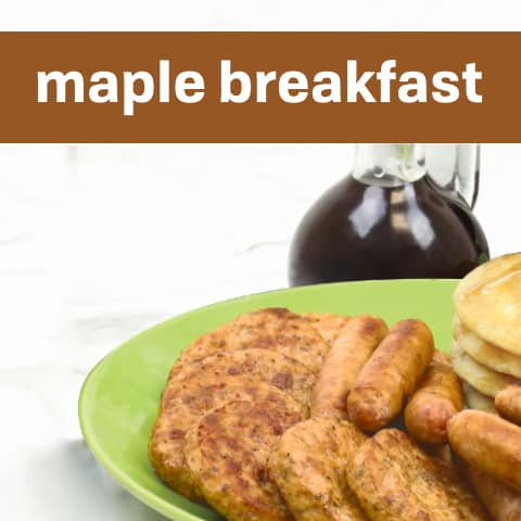 Maple Breakfast Sausage Seasoning