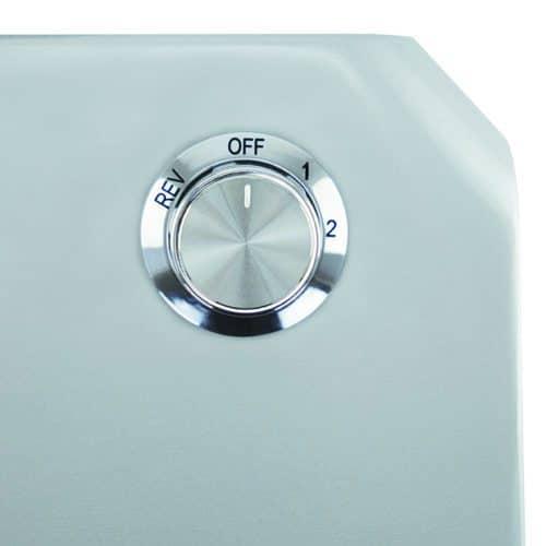 FG-600 #8 Professional Food Grinder Dial Close-Up