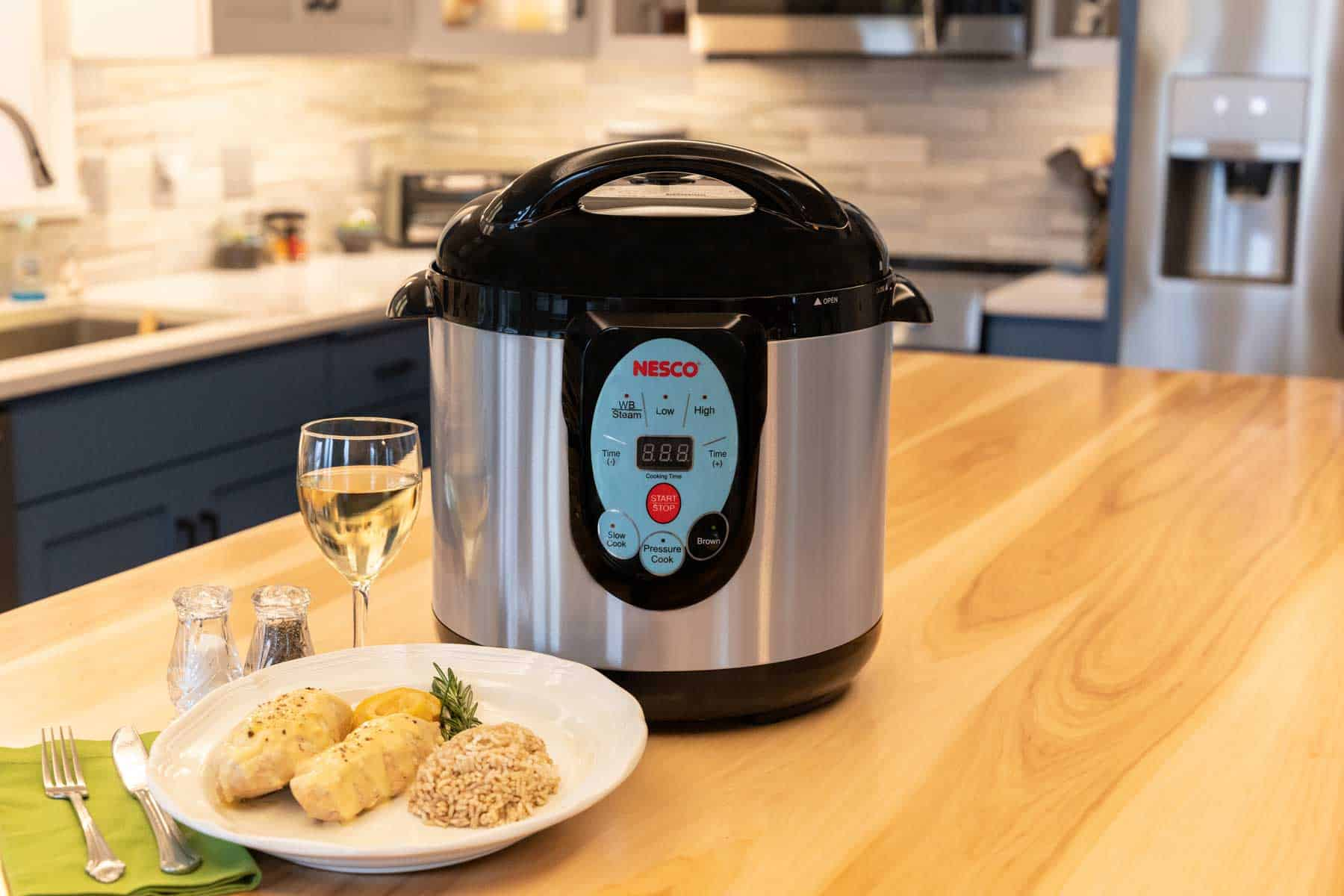 Read more about the article All-In-One Versatility Makes NESCO Smart Canner & Cooker the Ultimate Kitchen Appliance